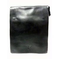 Мужская сумка через плечо  Gorangd А4 8861-5 Black