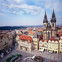 Горящие туры в Прагу