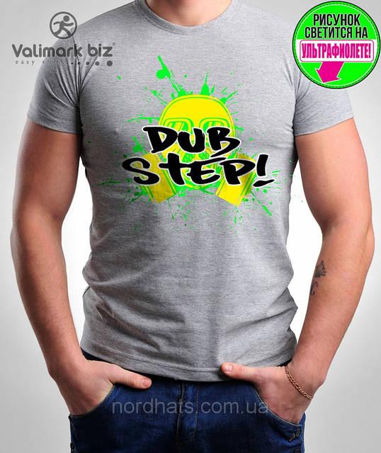 "Футболка молодежная ""Dub Step"" "" Valimark biz """
