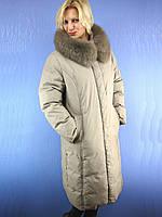 Женское пальто зимнее / пуховик Snow Owl 149 (размеры 52-60) DEIFY, PEERCAT, SYMONDER, COVILY, DECENTLY