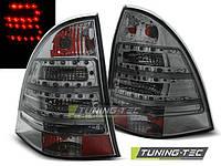 Диодные фонари Мерседес W203 2000-2007