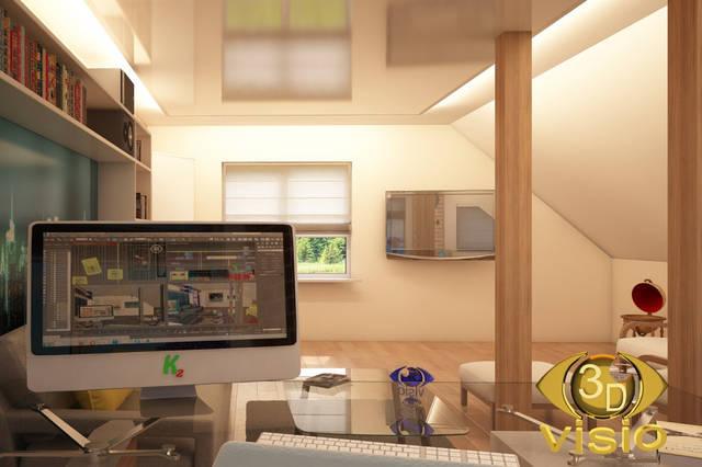 Визуализация офиса (3D дизайн) 103