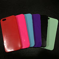 Jelly case for iPhone 6 4'7 black