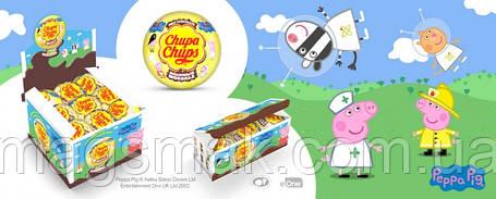 "Шоколадный шар (яйцо) c сюрпризом ""Chupa Chups"", Choco ballls, фото 2"