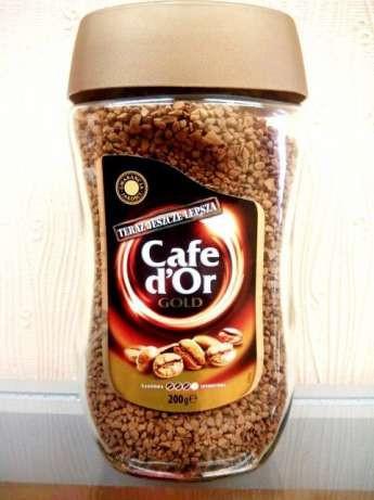 Растворимый кофе Cafe d'Or Gold 200грамм