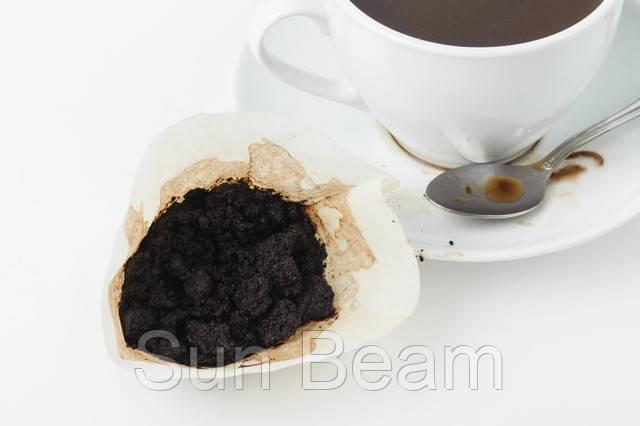 Кофе в составе водоочистной технологии