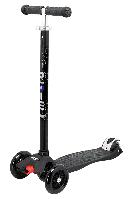 Самокат Micro Maxi Black (Микро Макси черный), фото 1