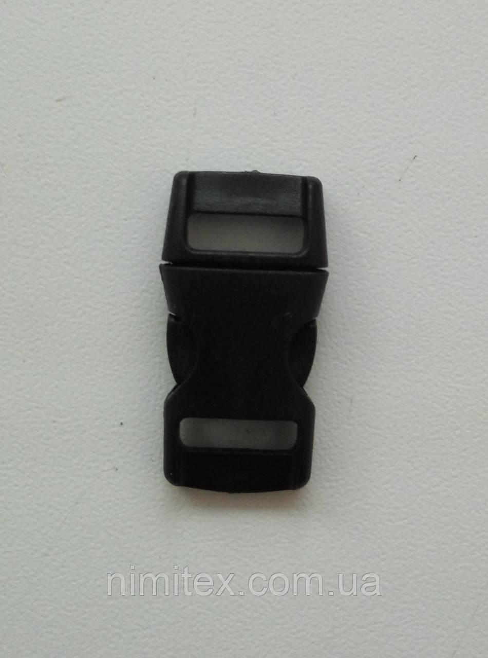 Фастекс 11 мм черный