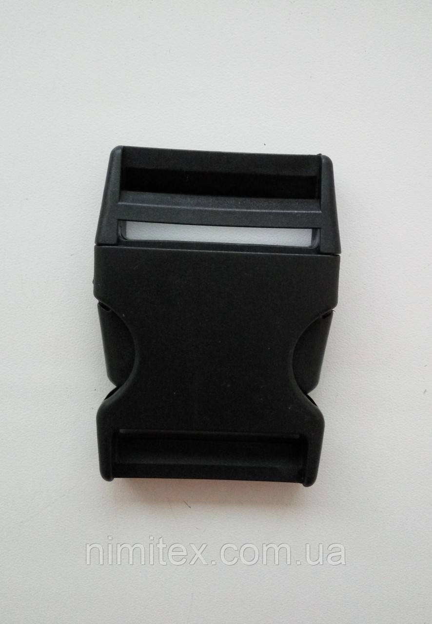 Фастекс 40 мм черный