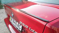 Спойлер багажника (липовый спойлер, сабля) BMW E34 1988-1995 г.в.