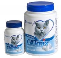 Кетмикс мінерали 700 таб. комплексна мінеральна добавка для кошенят та дорослих котів
