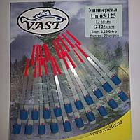 """Кивок лавсановый """"Универсал"""" 65 мм (test 0,25-0,4)"""