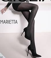 Колготы женские с узором GIULIA Marietta 60 model 5