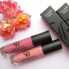 Жидкая стойкая помада / Longstay Liquid Matte Lipstick / Golden Rose