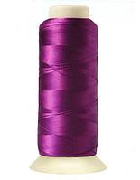 """Нитки вышивальные шелковые  """"777"""" - цвет фиолетовый"""