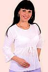 Свитер кофточка хлопок блуза  женская( БЛ 320044-1), фото 3