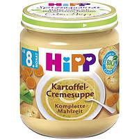 HiPP Bio Kartoffel-Cremesuppe - Картофельный крем-суп с овощами, с 8-го месяца, 200 г