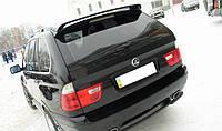 Спойлер багажника BMW X5 1999-2006 р. в. в стилі Hamman