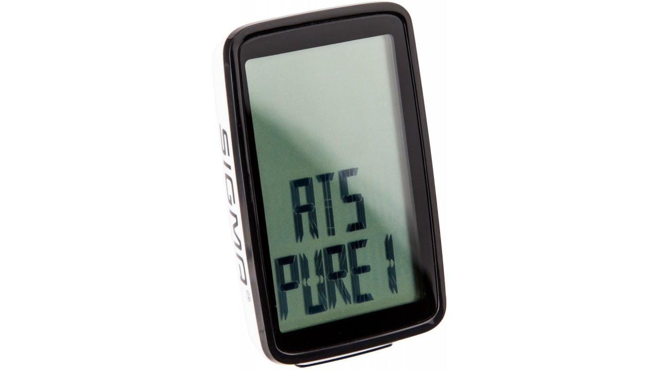 Велокомпьютер Sigma PURE 1 ATS беспроводной
