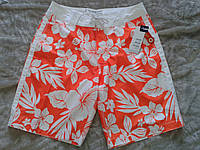 Мужские пляжные шорты Old Navy Men´s Hibiscus-Print Board Shorts