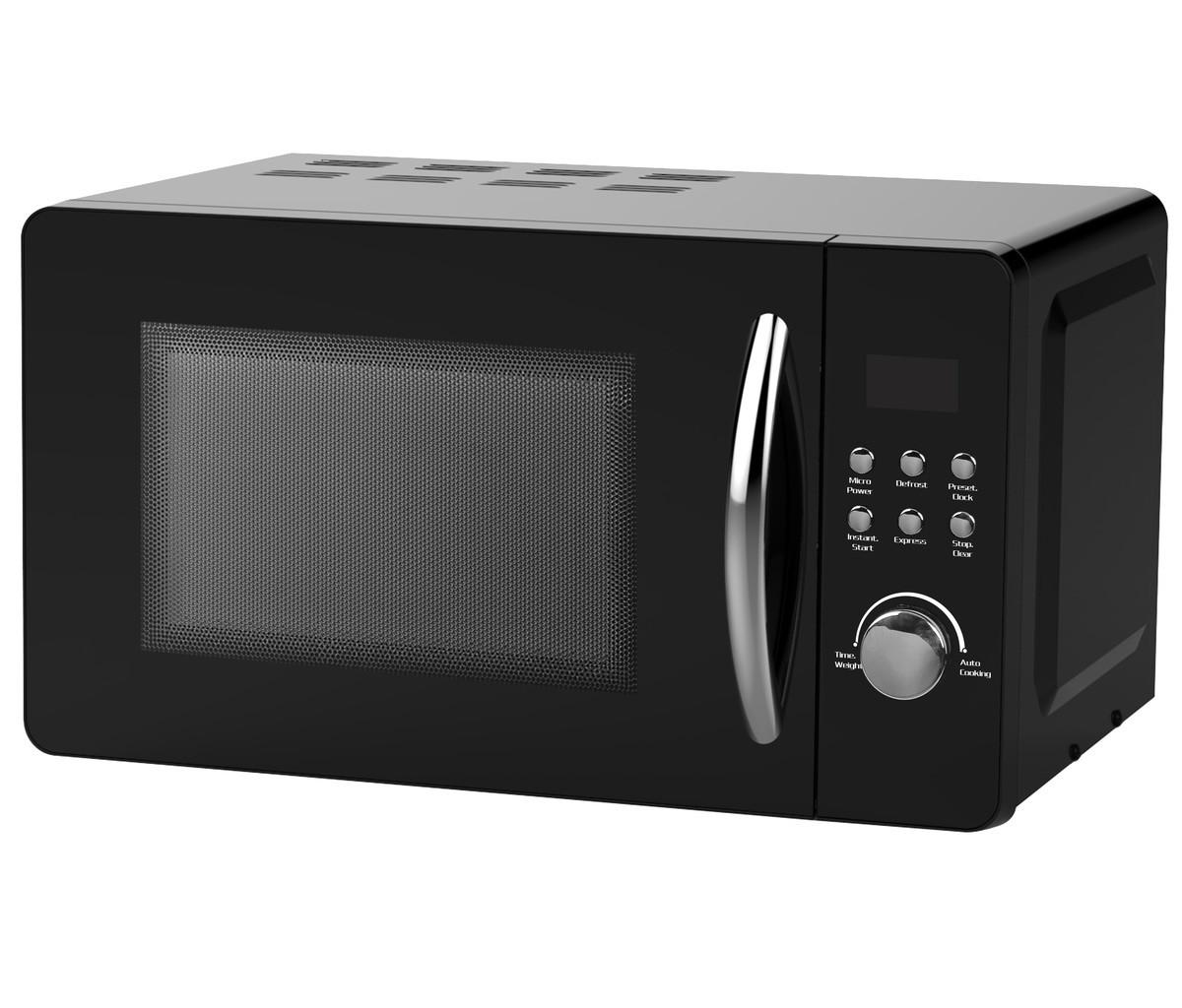 Микроволновая печь Grunhelm 20UX71-L мощностью 800 Вт