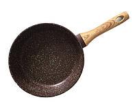 """Сковорода с антипригарным покрытием 26х6.5см Fissman """"Mosses stone"""" (AL-4297.26)"""