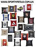 Автомобільна подушка з логотипом bmv бмв, фото 9