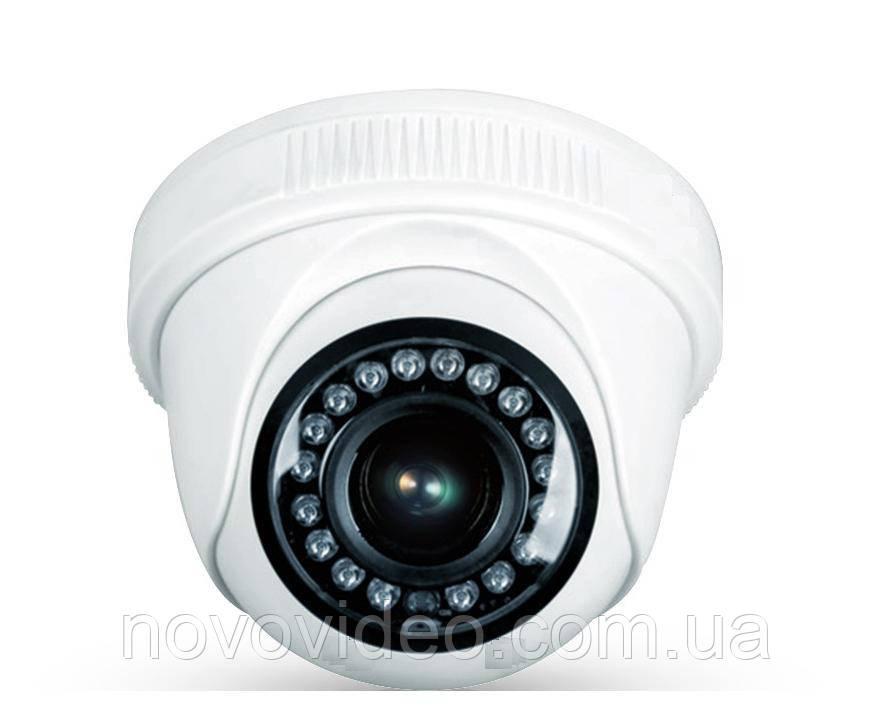 Камера купольная HD видеонаблюдения SHY-CL901D9(CVI) внутренняя