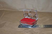 Коробочка пластиковая для  бижутерии
