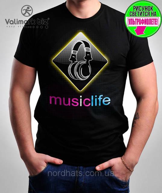 Стильная футболка Valimark