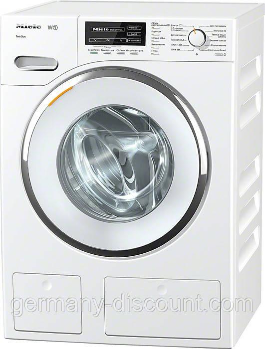 Стиральная машина Miele WMC 120 WCS WhiteEdition