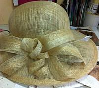 Классическая и элегантная летняя шляпа