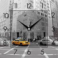 Настенные часы квадратные 300Х300Х16мм [МДФ]