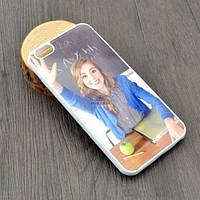 Чехол силиконовый для iPhone 6 Plus (TPU) с любым изображением