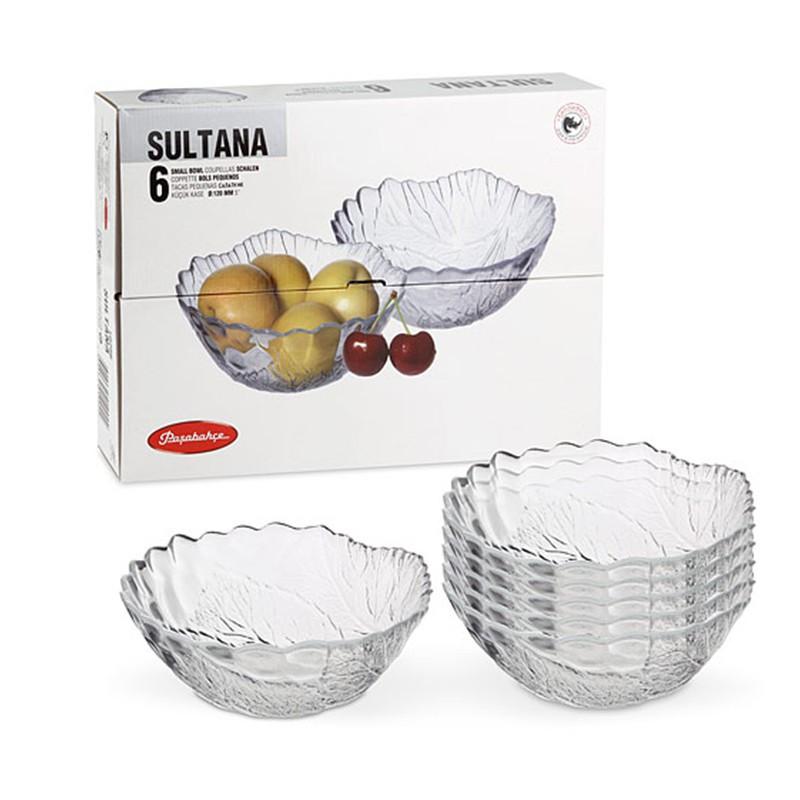 Набор салатников Султана 120 мм 6 шт 10286