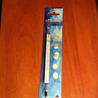 Термометр в инкубатор от  0...+40 *С. 17,5 см. (в упаковке)