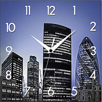 Настенные часы 300Х300Х16мм [МДФ, Открытые]