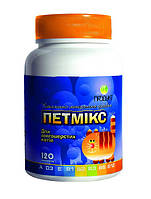 Петмикс для длинношерстных кошек 60 таб. витаминно-минеральная добавка для кошек.