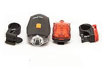 Велосипедный фонарик KK-606 SKU0000590