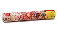 Хлопушка пневматическая праздничная, длина 30 см