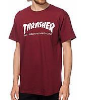 Футболка мужская с принтом Thrasher SKATE MAG