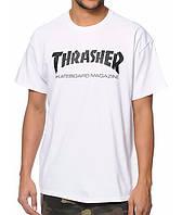 Легендарная футболка Thrasher мужская SKATE MAG