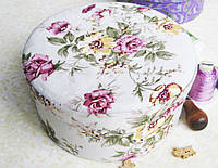 Декоративная Шкатулка Коробочка для Украшений Весенние Цветы