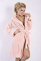 Diana DK халат махровый XL, персиковый