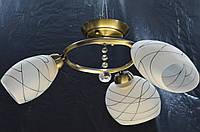 Люстра потолочная трехламповая  31473-3, фото 1