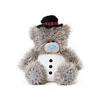 Мишка Тедди MTY в костюме снеговика