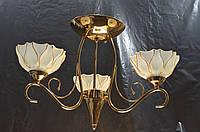 Люстра потолочная трехламповая  00017-3, фото 1