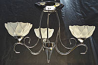 Люстра стельова трехламповая 00017-3, фото 1