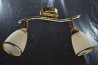 Люстра потолочная двухламповая 02967-2, фото 1