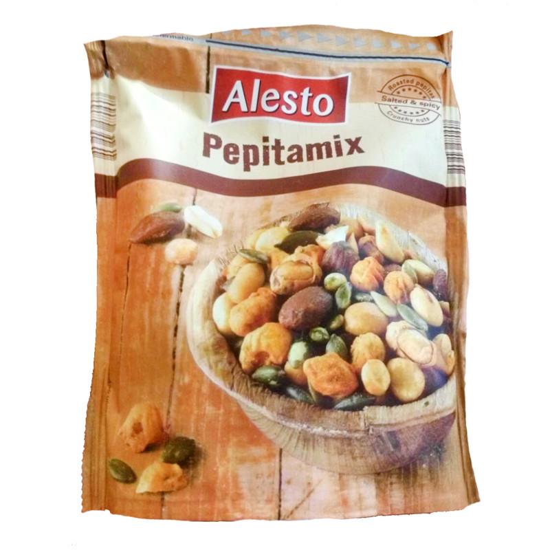 ALESTO PEPITAMIX Алесто Пепитамикс миндаль, арахис и семена тыквы 250Г